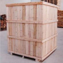 福田区专业生产木箱加工报价木包装箱厂家报价图片