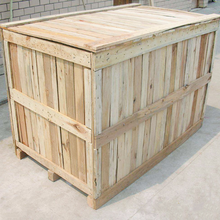 深圳哪里有木箱加工价格厂家报价木包装箱图片