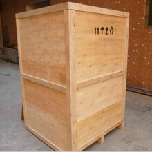宝安区木包装箱木箱生产厂家木箱图片