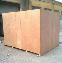 东莞木包装箱木箱生产厂家木包装箱木箱图片