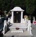 承德石雕墓碑