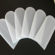 香港澳门3MM透明PP中空板建筑塑料万通板薄板正美厂家直销图片