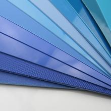 定制PP发泡板实心板刀卡隔断平卡可定做各种颜色尺寸厂家直销图片