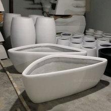 玻璃钢定制品厂家户外新款组合花盆广东肇庆玻璃钢花盆定制