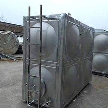 便携式户外304折叠水箱不锈钢水箱膨胀水箱保温水箱焊接水箱