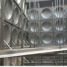 304不锈钢水箱报价承压水箱组合式水箱