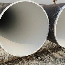 天然气管道用3PE防腐钢管制造图片