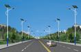 led太阳能路灯欧式别墅公园太阳能路灯节能环保小区路灯套件