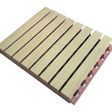 佛山槽木吸音板價格圖片