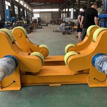 40吨自调试锅炉焊接滚轮架安徽有卖的吗可自调试变频调速