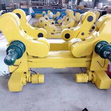 30吨自调式焊接滚轮架焊接滚轮架焊接支撑架