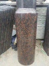 花岗岩圆柱大理石门柱圆柱干挂花岗岩图片