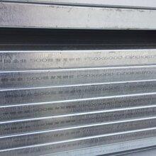 厂家直销天津镀锌方管大邱庄镀锌方管幕墙用镀锌方管图片