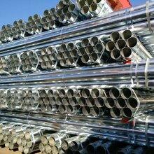 专业生产网架专用镀锌管君诚镀锌管483.5镀锌钢管图片