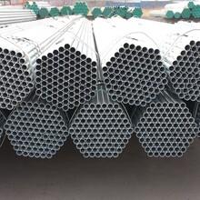 天津Q235鍍鋅管天津利達鍍鋅管水煤氣用RC管規格齊全圖片