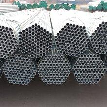 天津Q235镀锌管天津利达镀锌管水煤气用RC管规格齐全图片