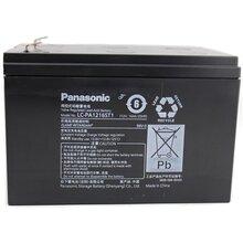 松下蓄电池12V120AH铅酸蓄电池阀控式密闭UPS蓄电池LC-P12120ST