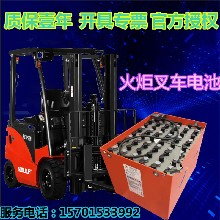 24-10DB480杭叉48V叉车火炬电池组杭叉QSD10坐驾式牵引车用电瓶叉车蓄电池