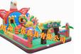 福建省福州市儿童充气蹦蹦床游乐装备