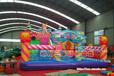贵州省大型充气城堡滑梯游乐设备项目