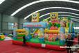 江苏省无锡市儿童充气城堡游乐设备乐园