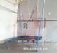 云南昆明市儿童充气蹦蹦床,钢架蹦极效果。