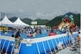四川内江支架游泳池低价优惠正在进行中