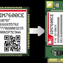 SIMCOM物联网通讯模组simcom4G无线通讯模块SIM7600