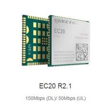 移远4GCAT4无线定位通信模块EC20CEFILG