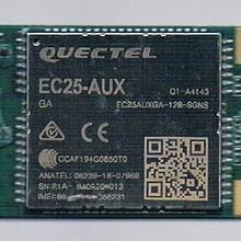 澳洲4G全网通高速无线通信定位模块移远4G无线通信模块EC25AUGC