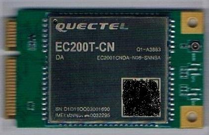 4G全网通无线语音网关通信模块移远LTE无线数据传输模块EC200T