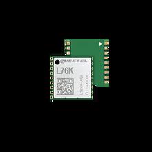 电瓶车定位管理模组移远超小尺寸多卫星系统定位模块L76K