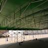 厂家直销伸缩雨篷,物流仓储活动雨篷,夜市推拉雨篷免费定制log