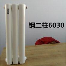 融洋钢二柱暖气片家用暖气片样式散热器的型号图片