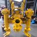 潜水钩机砂浆泵液压耐磨泥浆泵挖机清淤泵品质不打折