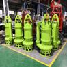 高扬程耐磨吸浆泵潜水耐磨排砂泵电动抽粪泵-佰泉泵业