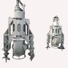 多鉸刀清砂泵自攪勻污泥泵大顆粒耐磨絞吸機國內生產長期銷售圖片