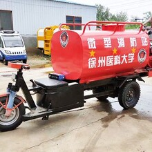 浙江專業生產灑水車優惠促銷電動灑水車圖片