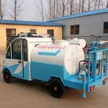 安徽專業生產灑水車不二之選電動灑水車圖片
