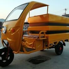 河南全新電動高壓清洗車優質服務電動 高壓清洗車圖片