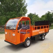 河南優質電動垃圾清運車廠家報價垃圾桶運輸車圖片