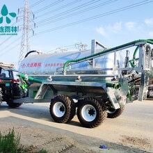 2020年大連雨林廠家直銷新型液態施肥罐車廄液尿液噴灑車圖片