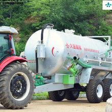 2020年大連雨林廠家直銷液體有機肥施肥機廄液拋撒機圖片