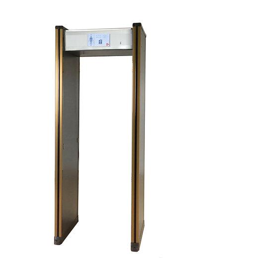 華盾手機探測門工作原理,手機安檢門