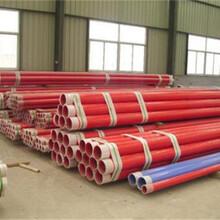新闻螺旋卡箍涂塑钢管江苏省无锡厂家货到付款图片