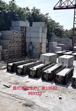 天津灯杆水泥墩厂家图片
