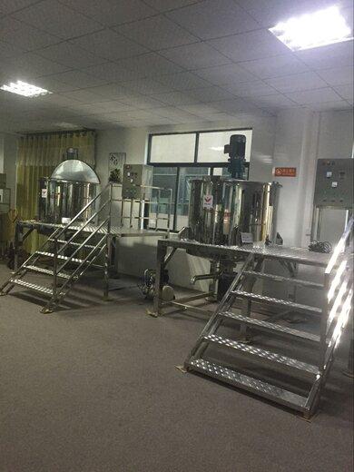 山東洗發水生產設備安全可靠,洗發水機器