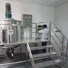 一条10吨洗洁精生产线设备投资多少钱