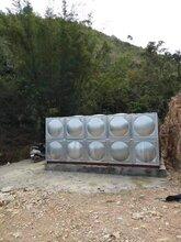 云浮云城不锈钢水箱厂家众杰新不锈钢方形水箱价格焊接消防水箱加工组合保温水箱304