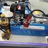 德国宝华压缩机JUNIOR100L流量潜水型充气泵